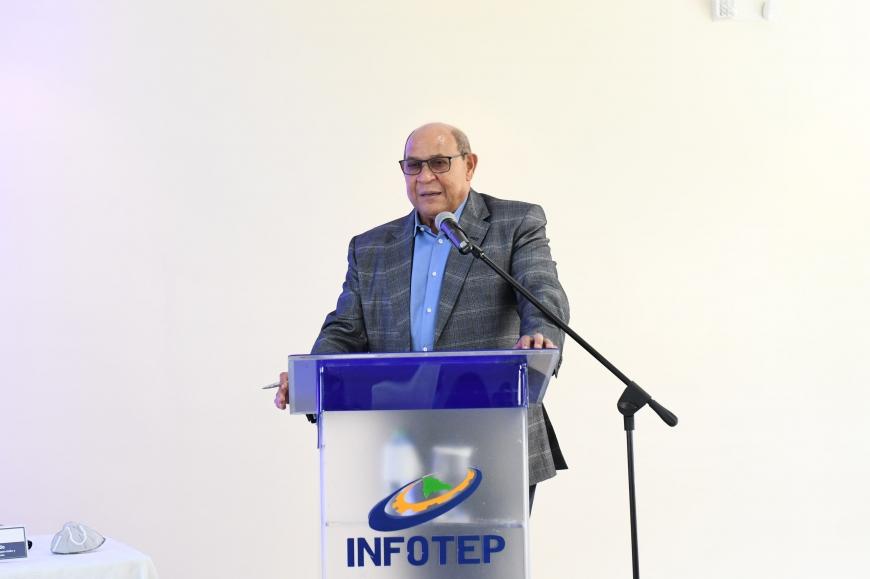 Director del Infotep, Badía