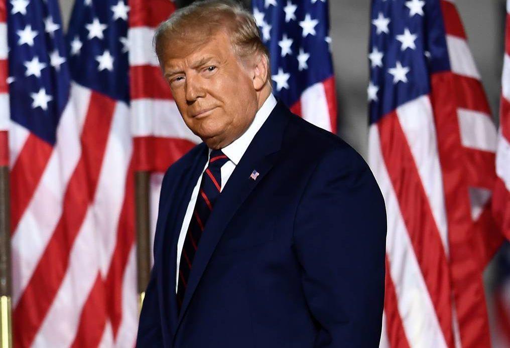 Donald Trump - Elecciones Estados Unidos