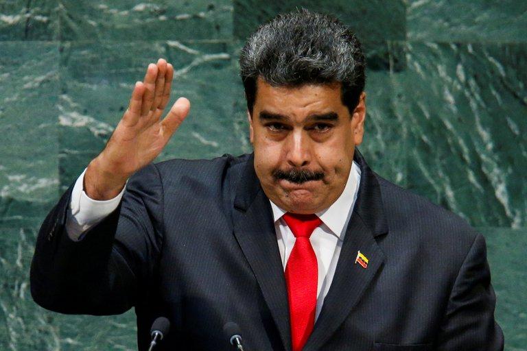 """Maduro insiste ante la ONU con realizar elecciones """"transparentes"""" en Venezuela"""