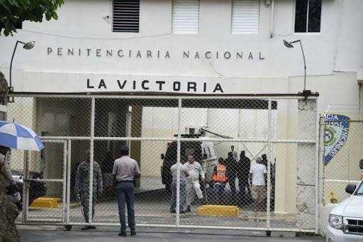 Penitenciaría Nacional La Victoria.