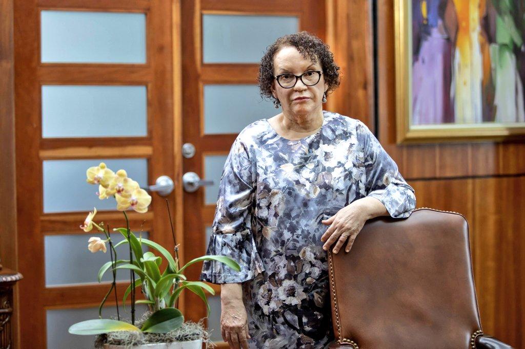 Miriam Germán Brito.
