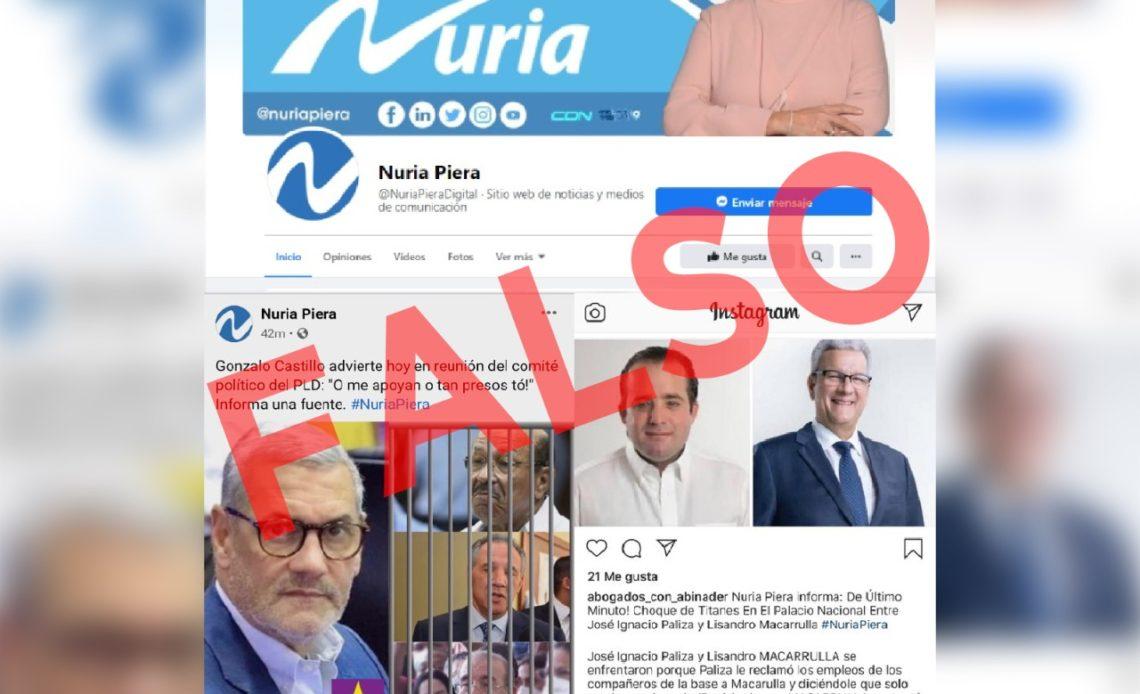 Noticias Falsas.