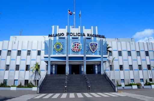 Fachada de la Policía Nacional.