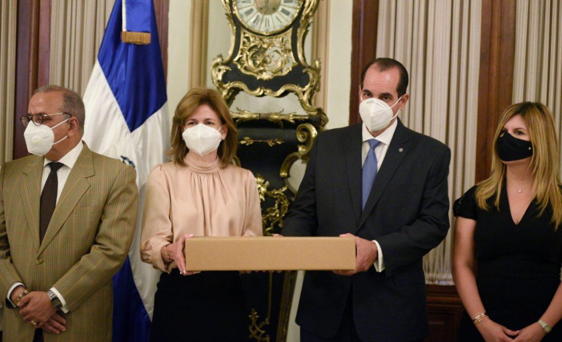 Raquel Peña, vicepresidenta y coordinadora del Gabinete de Salud