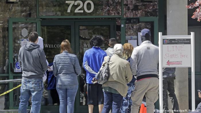 Subsidio por desempleo en Estados Unidos