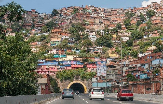 Venezuela, Caracas.