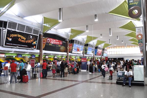 Aeropuerto del AILA