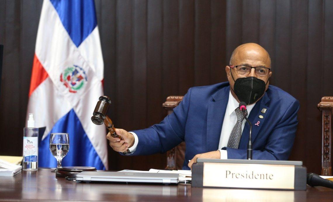 Alfredo Pacheco, presidente de la Cámara Baja