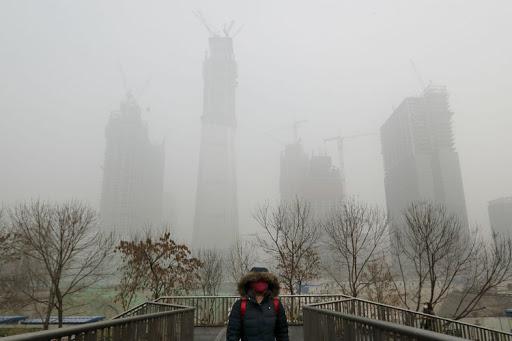 EEUU y China líderes en emisiones contaminantes