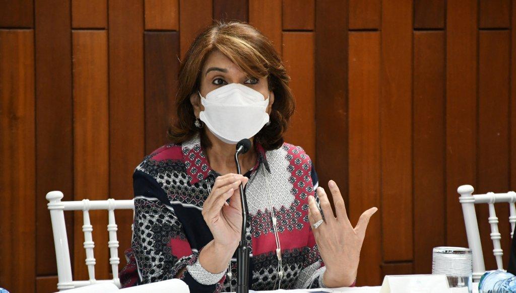 Ivelisse Acosta, la viceministra de Salud Colectiva