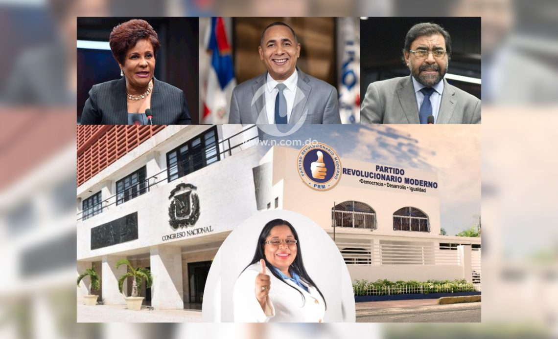 Comisión Ejecutiva PRM