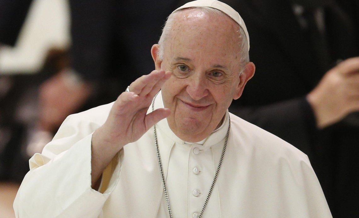 Papa Francisco .