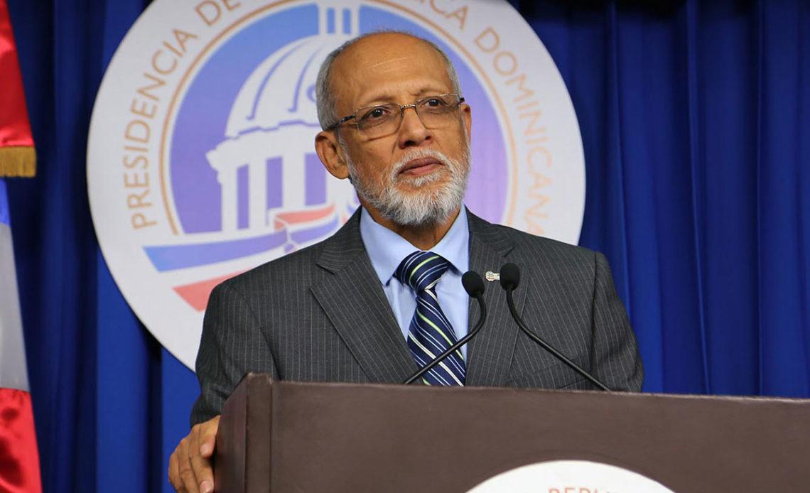 Pedro Luis Castellanos, superintendente de Salud