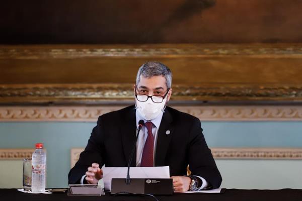 Presidente paraguayo