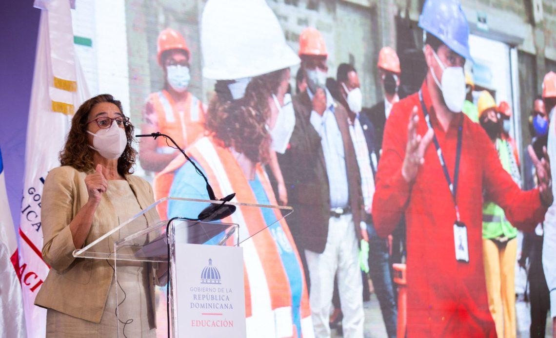 Rosa Elcarte, representante de UNICEF