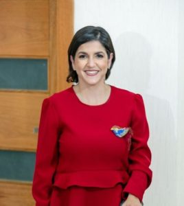Biviana Riveiro, directora ejecutiva del Centro de Exportacion e Inversion CEI-RD.