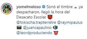 Yomel El Meloso