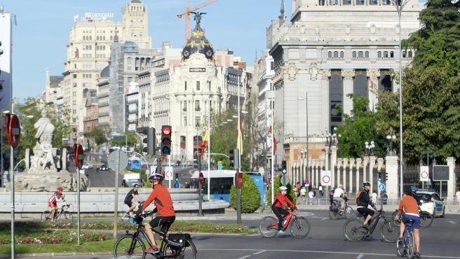 Deuda en España.