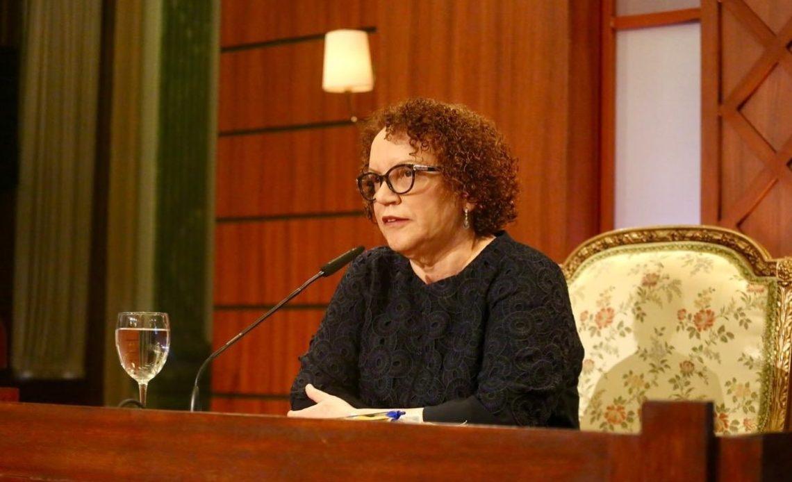 Miriam Germán Brito, procuradora general de la República
