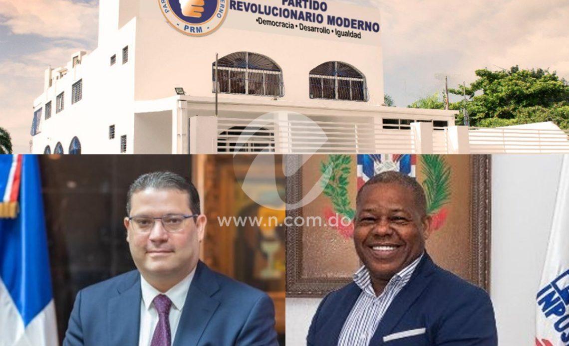 Adán Peguero y Yayo Sanz Lovatón