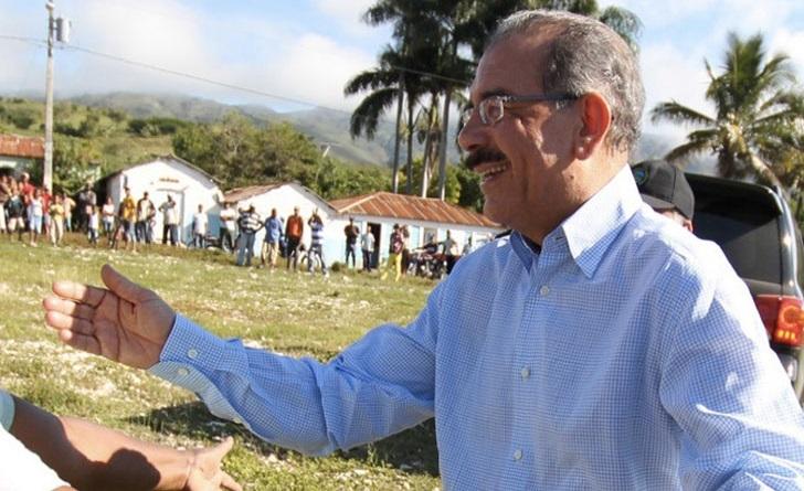 Danilo Medina. cumpleaños.