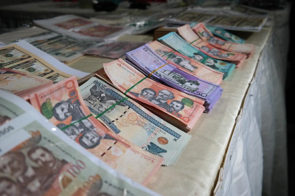 Dinero en la república dominicana