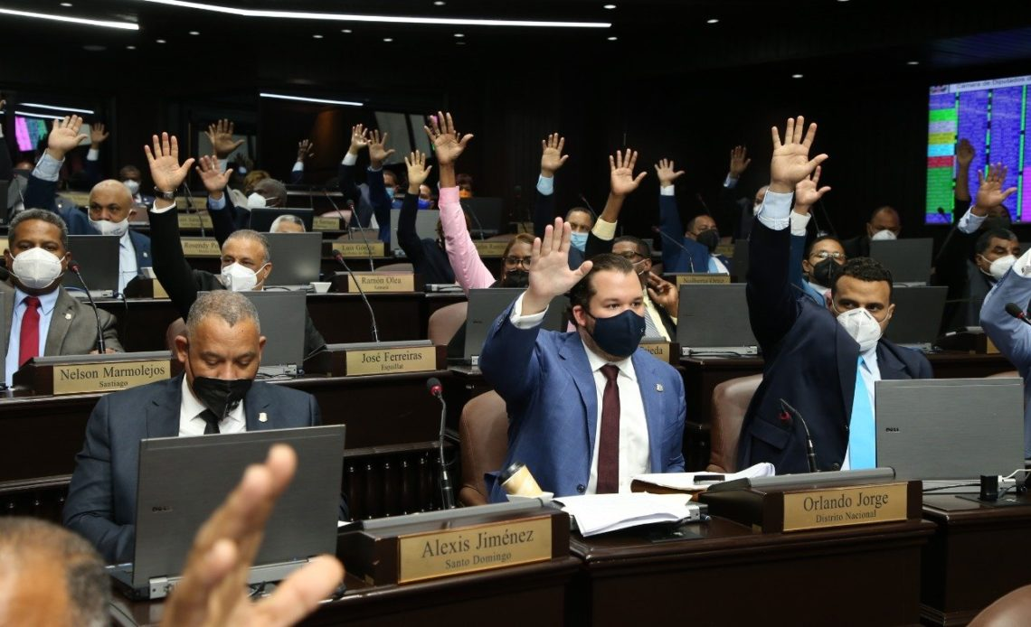 Diputados aprueban préstamo BID.