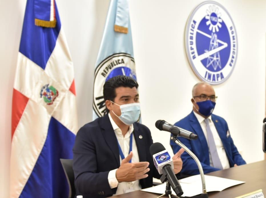El INAPA anuncia sorteo de 43 lotes de obras por un monto total de RD$570 millones de pesos.