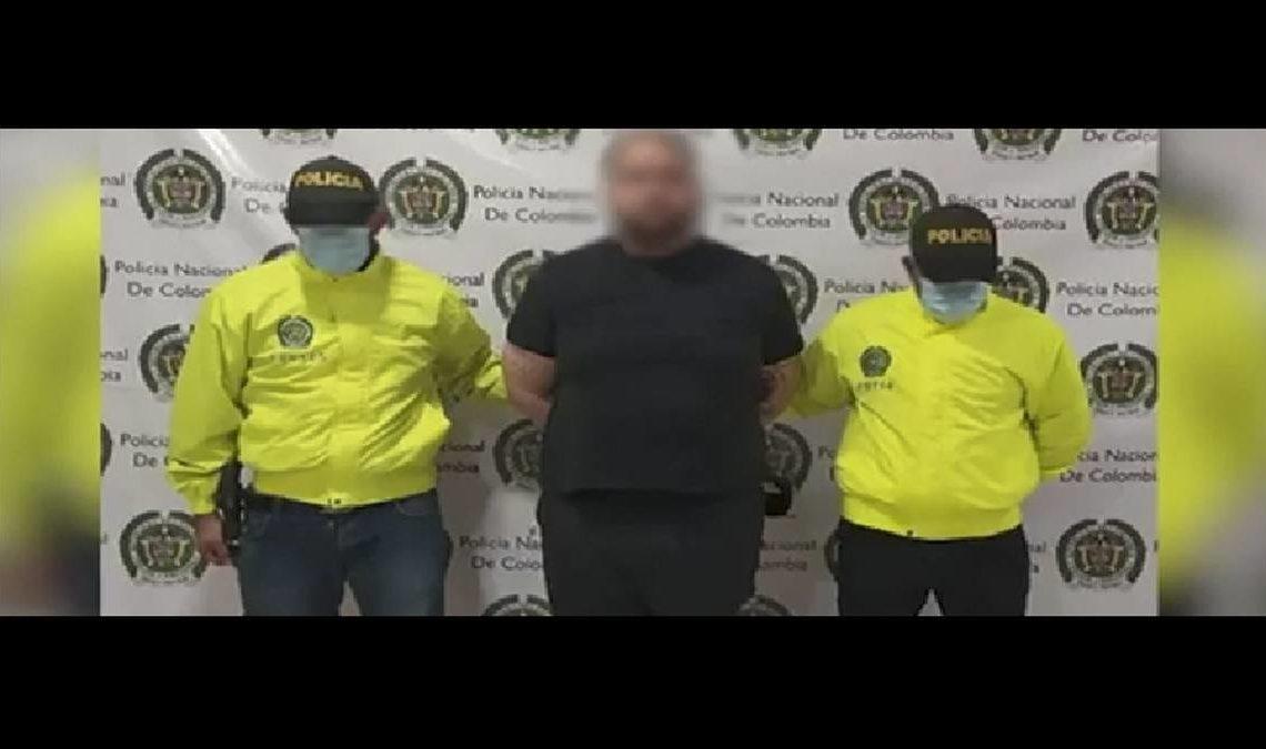 Jota o Jonás, dominicano capturado en Colombia