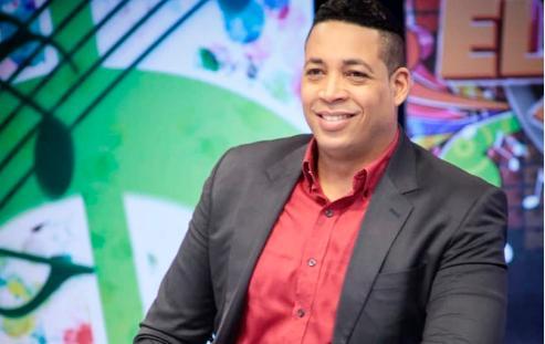 Julio Clemente, presentador de El Show del Mediodía