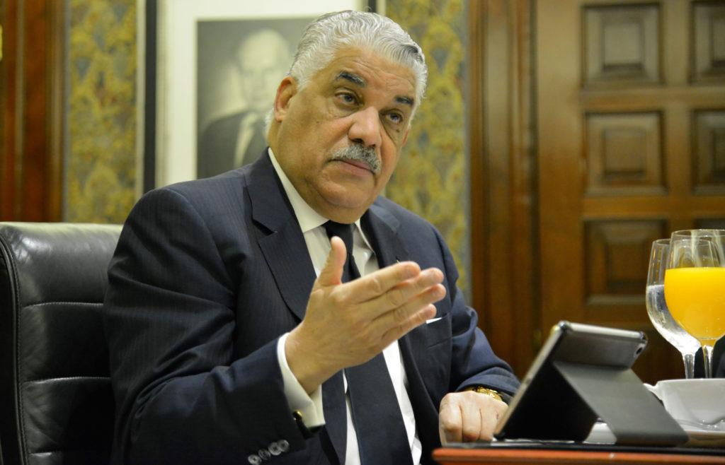 Miguel Vargas, presidente PRD