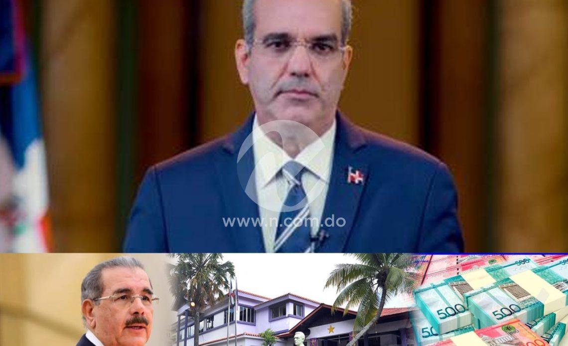 Presidente Abinader promedió enfrentar la corrupción