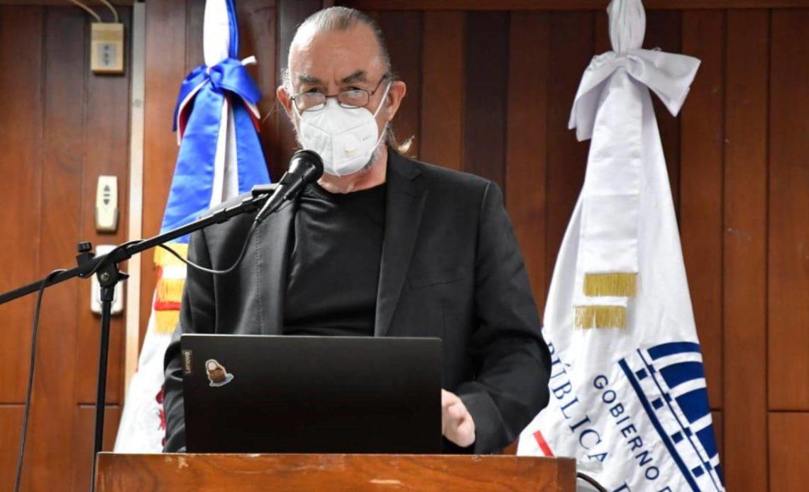 Ronald Skewes, director general de Epidemel