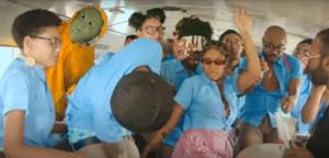 Imagen del video Desacato Escolar.