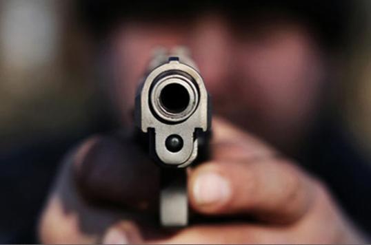 disparos.