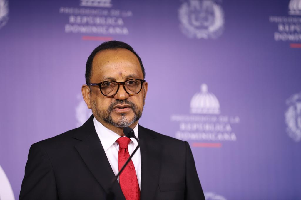 Antoliano Peralta, consultor jurídico del Poder Ejecutivo