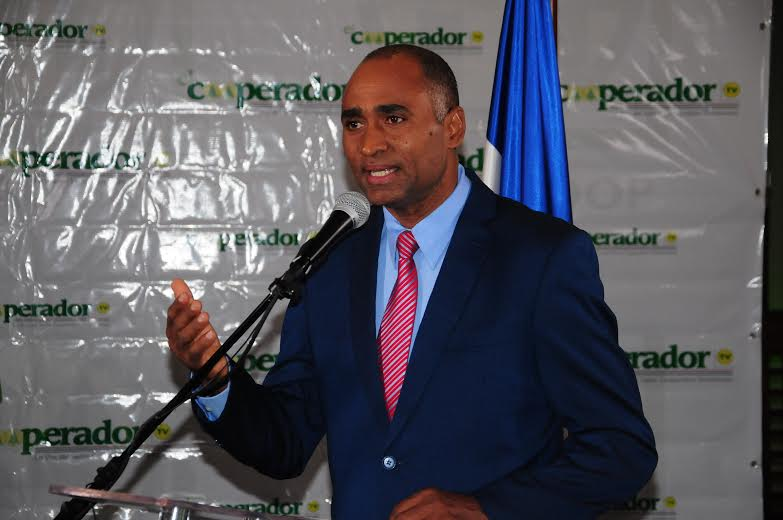 Julito Fulcar, vocero del PRM