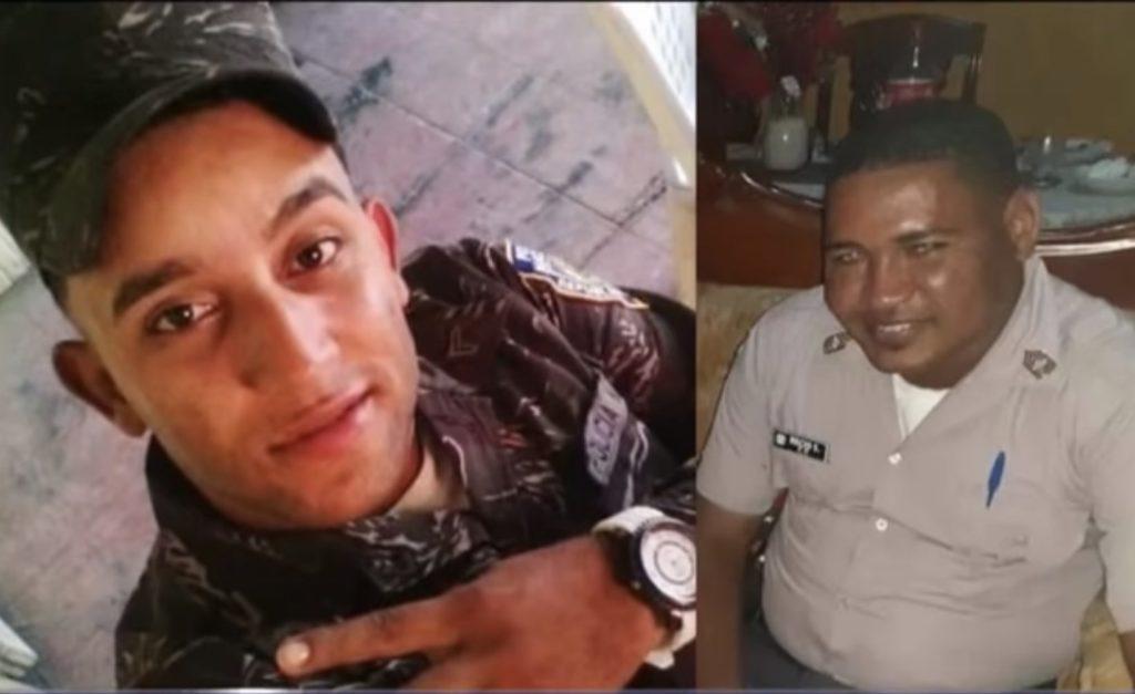 Policías acusados de asesinato del coronel