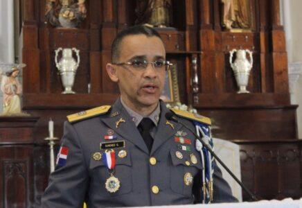 Edward Sánchez González, director de la Policía Nacional