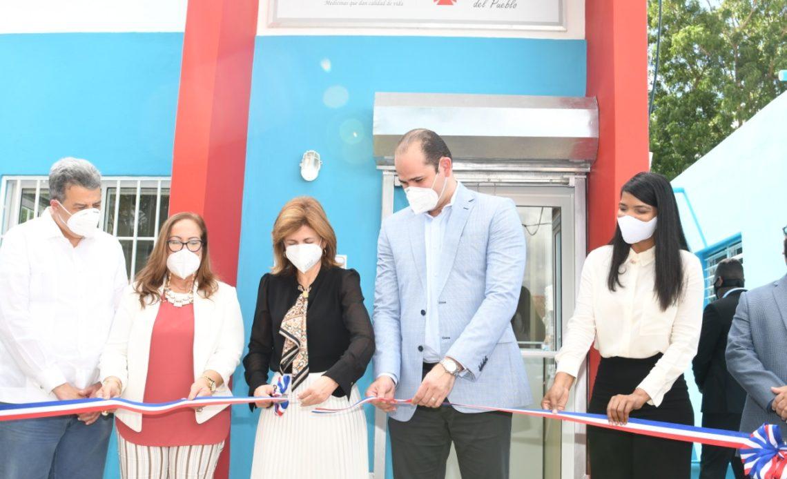 Promese/Cal inaugura tres Farmacias del Pueblo en Santiago y Santiago  Rodríguez - N Digital