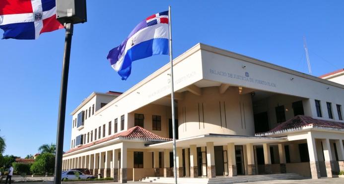 Palacio de justicia de Puerto Plata