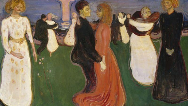 El mensaje secreto que Edvard Munch dejó escrito en una de las obras más famosas de la historia del arte