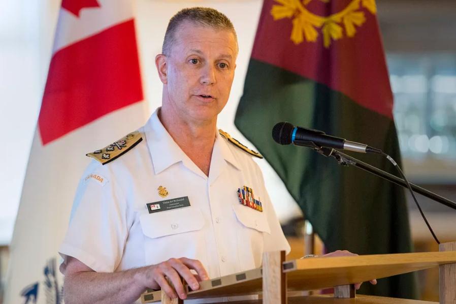 Art McDonald, exjefe del Estado mayor