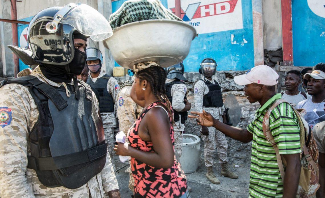 Haití secuestro 3.