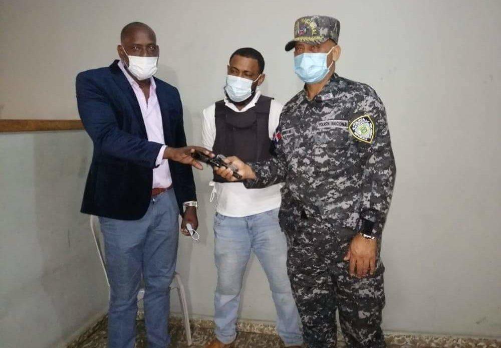 Se entrega acusado de matar raso de la PN en Peralvillo
