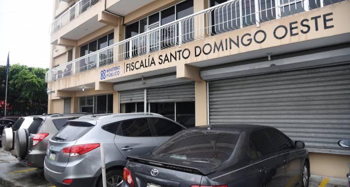 Sede de la Fiscalía de Santo Domingo Oeste