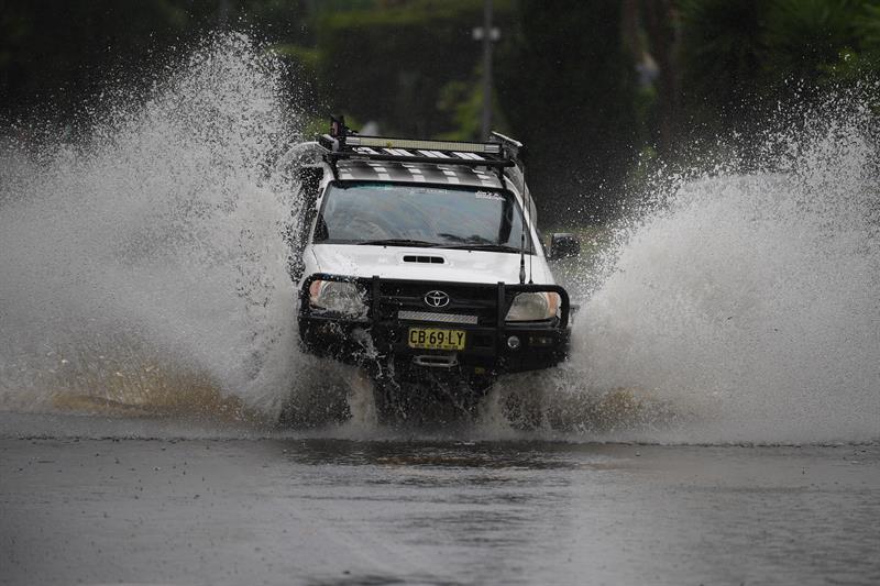 Australia evacúa a 18.000 personas por las peores inundaciones en décadas