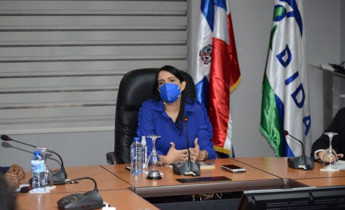 Carolina Serrata Méndez, directora de la DIDA