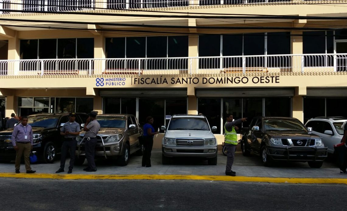 Fiscalía-Santo-Domingo-Oeste
