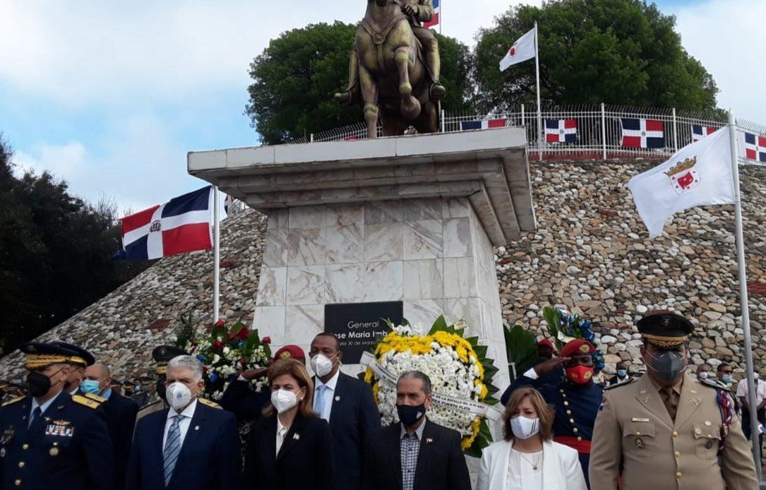Gobierno conmemora batalla de Azua